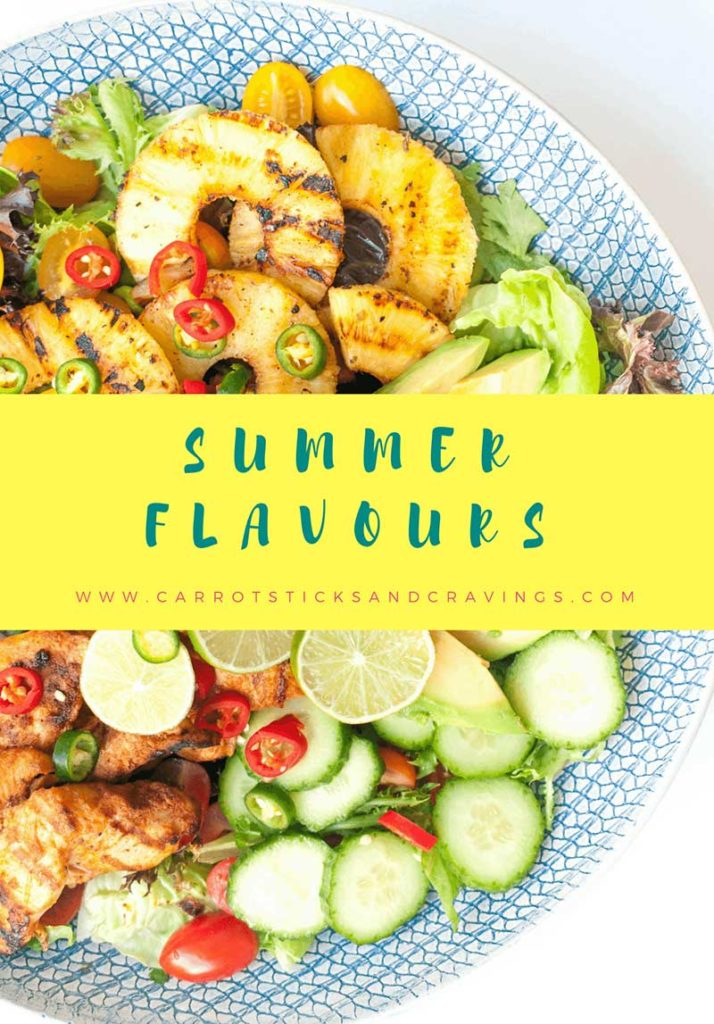 Summer Flavours Ebook Cover